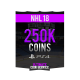 NHL 18 Playstation 4 250K