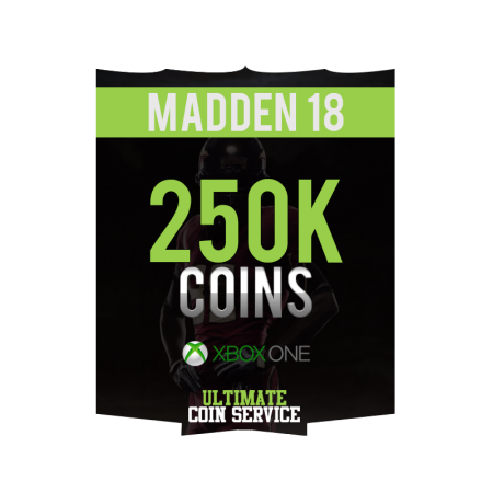 Madden 18 Xbox One 250K