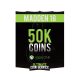 Madden 18 Xbox One 50K